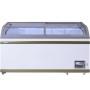 Zamrażarka 148x76x85 cm, 500 litrów (wyspa mroźnicza, boneta) z 5 koszami, standard AHT Import Wyspy mroźnicze (bonety) - 4store
