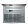 Zamrażarka 200x89x88 cm, 900 litrów (wyspa mroźnicza, boneta) z 6 koszami, standard AHT Import Wyspy mroźnicze (bonety) - 4store
