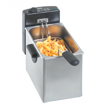 Frytownica Mini II 4L Bartscher Frytownice i tostery - 4store.pl