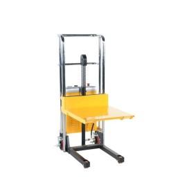 Wózek paletowy, sztaplarka platformowa elektryczna PL 1100 HST-EL
