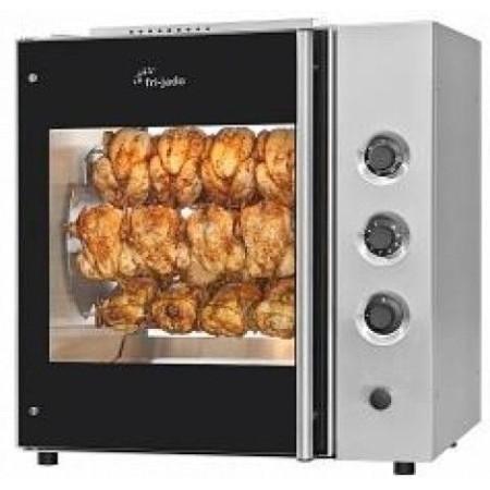 Rożen,opiekacz do kurczaków (20 szt.) Fri - jado TDR5 sterowanie manualne Uniscale Rożna, piece - 4store.pl