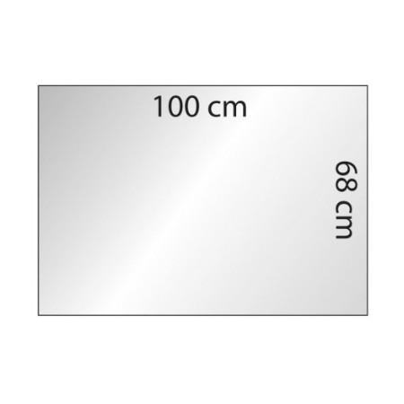 Osłona z plexi do ochrony przed koronawirusem 100x68cm  Sprzęt i środki ochrony przed Koronawirusem - 4store.pl