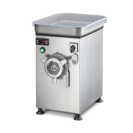 Maszyna, wilk do mielenia mięsa Inoxxi WBR 22 z chłodzoną gardzielą i tacą (z szarpakiem) Uniscale Maszynki do mięsa - 4store.pl