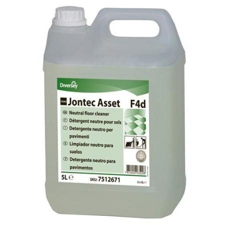 TASKI JONTEC ASSET 5 litrów - Uniwersalny preparat na bazie środków powierzchniowo czynnych do mycia powierzchni wodoodpornych K