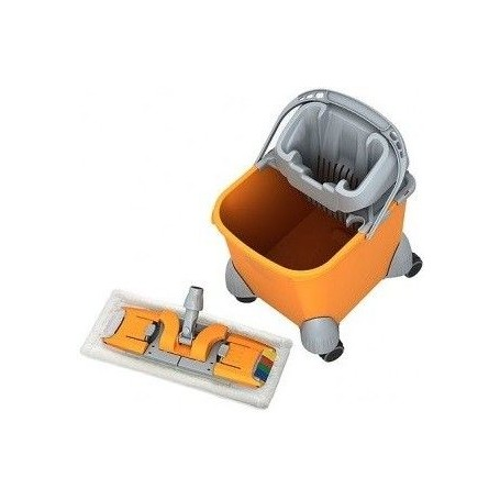 Zestaw do sprzątania 1-wiaderkowy SPLAST PIKO TSPK-0001 20 Litrów na kółkach Krajowy Wiadra, wózki, mopy - 4store.pl