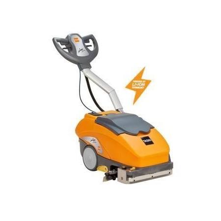 TASKI swingo 350B Li-Ion - bateryjne urządzenie do czyszczenia podłóg w obiektach odużym natężeniu ruchu pieszego TASKI Maszyny