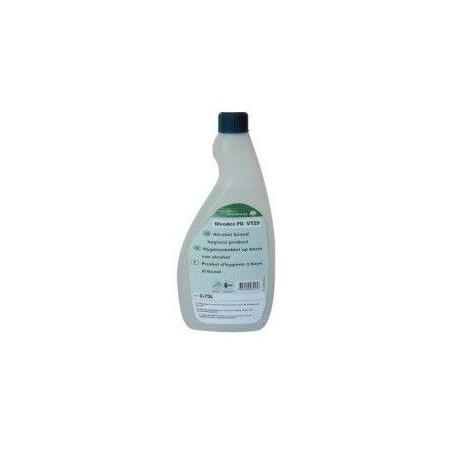 DIVODES FG 750 ml - profesjonalny środek do szybkiej dezynfekcji powierzchni odpornych na wodę i alkohole Krajowy Chemia, płyny,