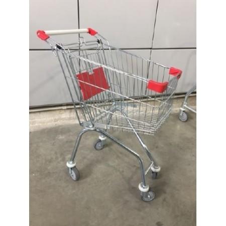 Wózek sklepowy MEC 60 Kifato MK Wózki metalowe - 4store.pl