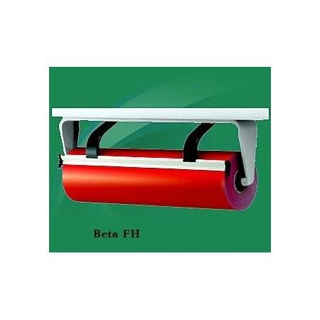 Odrywacz pod blat, do papieru o szerokości 50 cm Standard, odrywacz, obcinacz Krajowy Wyposażenie stoisk sklepowych - 4store.pl