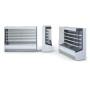 Regał chłodniczy TIMOR 1.0 z agregatem wewnętrznym Igloo Regały chłodnicze z agregatem wewnętrznym - 4store.pl