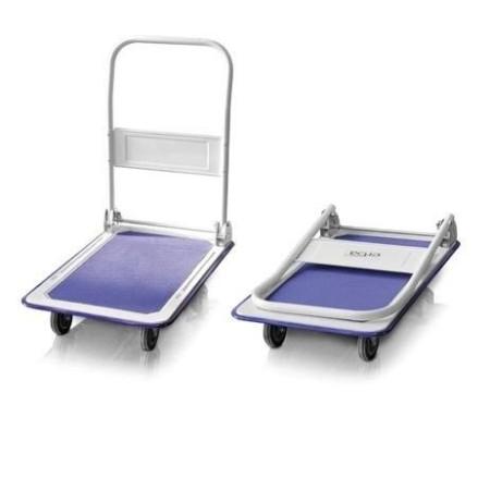 Wózek ręczny platformowy 150 kg składany Krajowy Wózki platformowe - 4store.pl