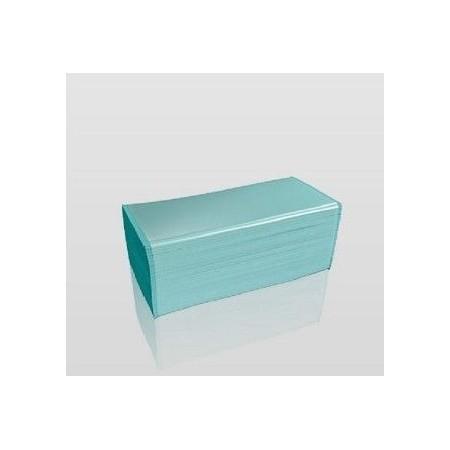 Ręczniki składane ZZ Lamix, 4000 szt. 1-warstwowe, szare lub zielone, bezzapachowe i niepylące Krajowy Papier, tacki, torby - 4s