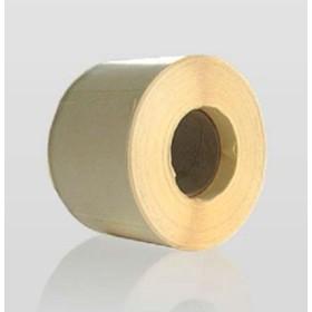Etykiety termiczne do wag 58x60 mm rolka - 500 szt. samoprzylepne