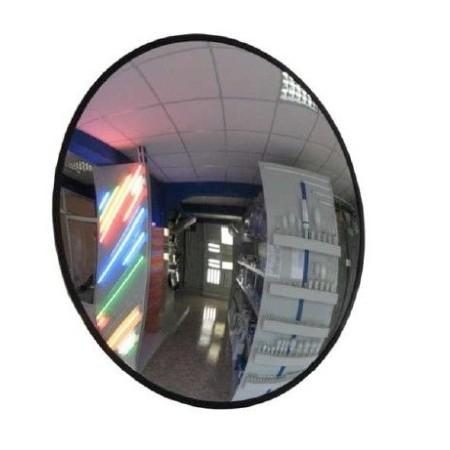 Lustro obserwacyjne, sklepowe, antykradzieżowe, akrylowe, o średnicy 30 cm Krajowy Podajniki na zrywki, gazetki, lustra - 4store