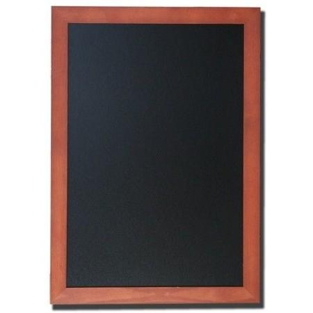 Tablica kredowa/ Rama  drewniana - 47x79 Krajowy Tablice i gabloty - 4store.pl