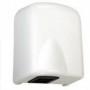 Elektryczna suszarka do rąk MidiFlow plastikowa biała, 225x160x282 Krajowy Suszarki do rąk - 4store.pl