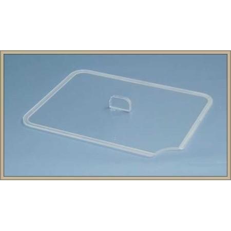 Pokrywka z plexi, GN 3/4 na pojemnik ekspozycyjny/gastronomiczny 487x265mm, Dupont Dupont Pojemniki z plexi - 4store.pl