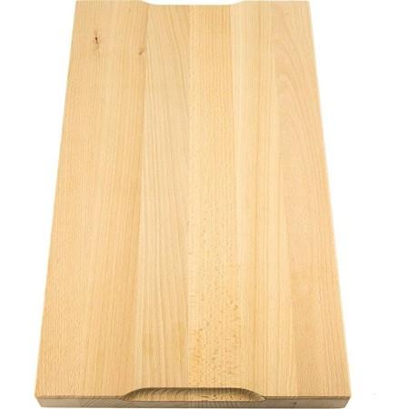 Deska do krojenia drewniana 40x30x4 Stalgast Stalgast Sp. z o.o. Kloce, deski do krojenia - 4store.pl