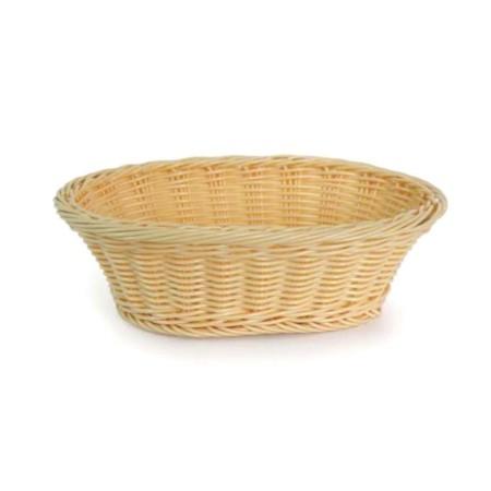 Koszyk do pieczywa z polipropylenu Koszyk do pieczywa z polipropylenu 23,5x15 cm Stalgast Sp. z o.o. Stoisko: piekarnia - cukier