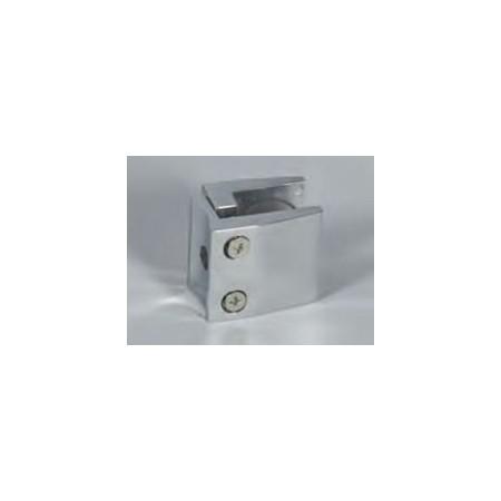 Klema na stojak z rury o średnicy 48mm (do plexi / kraty drucianej) , system prowadzenia klienta Damix Bramki, barierki - 4store