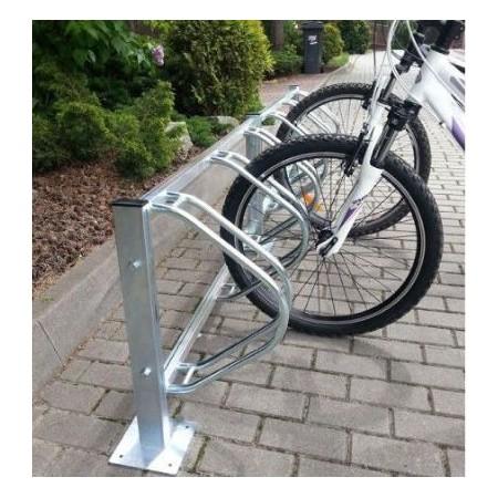 Stojak na rowery ECHO-6 pion Krajowy Stojaki na rowery - 4store.pl