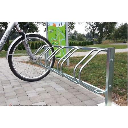 Stojak na rowery ECHO-5 pion Krajowy Stojaki na rowery - 4store.pl