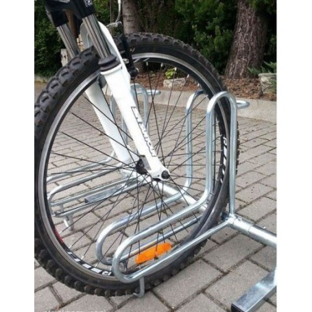 Stojak na rowery RAD-2 Premium Krajowy Stojaki na rowery - 4store.pl