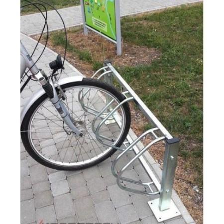 Stojak na rowery ECHO-3 pion Krajowy Stojaki na rowery - 4store.pl