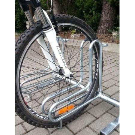 Stojak na rowery RAD-3 Premium Krajowy Stojaki na rowery - 4store.pl