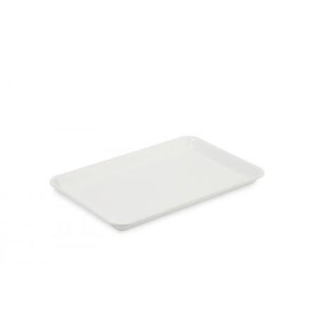 Pojemnik z plexi B05, biały 295x195x15 mm, specjalne rozmiary, Dupont Dupont Pojemniki z plexi - 4store.pl