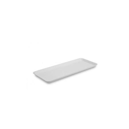 Pojemnik GN 3/4, 487x265x17 mm, biały,plexi, Dupont Dupont Pojemniki z plexi - 4store.pl