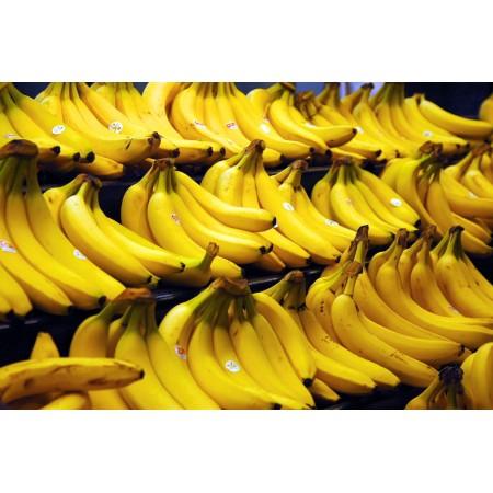 Podstawka, display pod banany 45 x 30 cm, z czarnego tworzywa formula Stoisko: owoce i warzywa - 4store.pl
