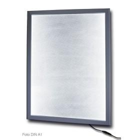 Rama B2, podświetlana, aluminiowa OWZ, 500 x 700 mm