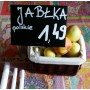 Etykiety cenowe kredowe, cenówki 11x7,5 cm Krajowy Cenówki, stopery - 4store.pl